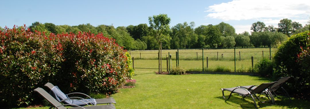 Le jardin , Casa Clara asbl