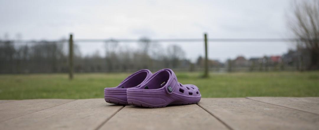 Déposez vos chaussures à la Casa Clara asbl